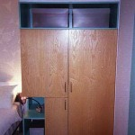 Bamber's Special Project ~ Ash doored wardrobes 01