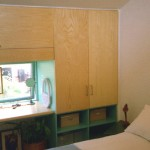 Bamber's Special Projects ~ Ash doored wardrobes 02