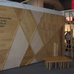 Bamber's Special Projects ~ Bamboo exhibition stand 01