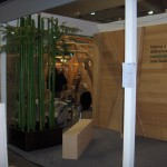 Bamber's Special Projects ~ Bamboo exhibition stand 02