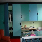 More bold colours for boy's bedroom