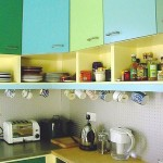Bamber's Special Projects ~ Colourful kitchen 03