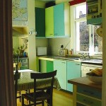 Bamber's Special Projects ~ Colourful kitchen01