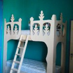 Bamber's Special Projects ~ Kids' bunk bed 01