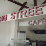Bamber's Special Projects ~ King Street Cafe sign 01