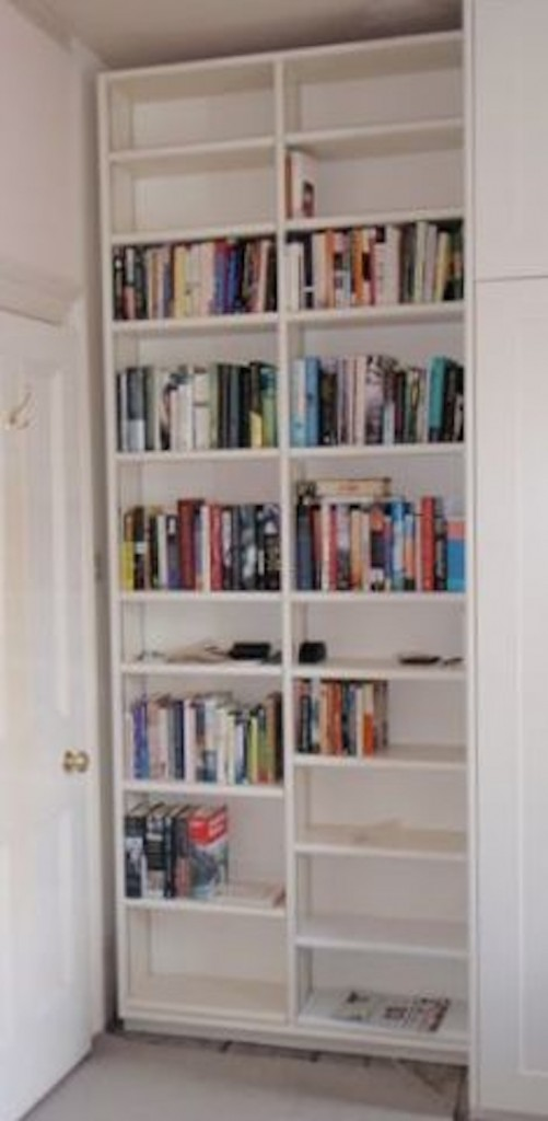 25mm MDF adjustable shelving